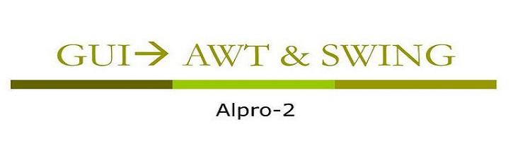 Perbedaan AWT dan Swing