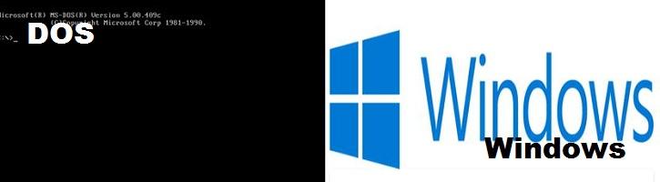 Perbedaan-DOS-dan-Windows