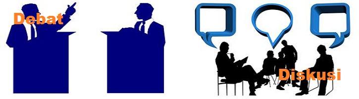 Perbedaan-Debat-dan-Diskusi