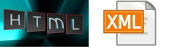 Perbedaan-HTML-dan-XML