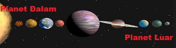 Perbedaan-Planet-Dalam-dan-Planet-Luar